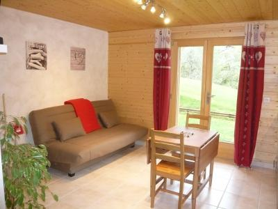Sala de estar Alquiler Apartamento 85484 Saint Jean d'Aulps- La Grande Terche