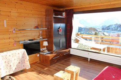 Sala de estar Alquiler Apartamento 89990 Alpe d'Huez