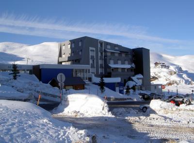 Vistas exteriores del alojamiento Alquiler Estudio 91683 Arette La Pierre Saint Martin