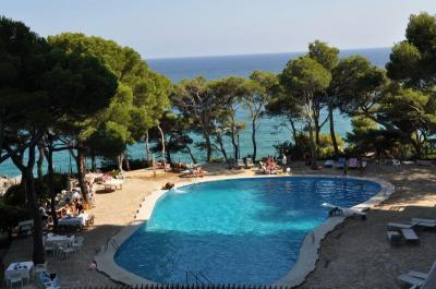 Vistas desde la terraza Alquiler Apartamento 94441 Sant Antoni de Calonge