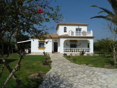 Jard�n Alquiler Villa 94536 Barbate