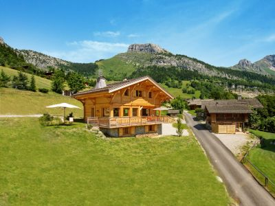 Alquiler Chalet 101638 Le Grand Bornand