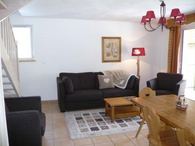 Sala de estar Alquiler Apartamento 104323 Saint Lary Soulan