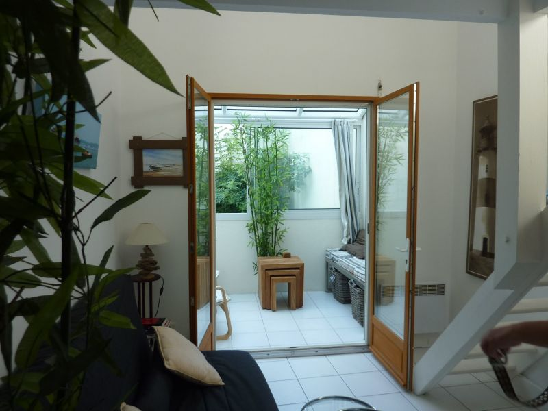 Vistas desde el alojamiento Alquiler Apartamento 113009 Arcachon
