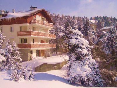 Vistas desde la terraza Alquiler Apartamento 70530 Font Romeu