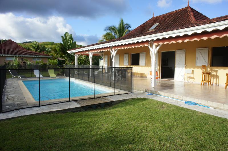 Vistas exteriores del alojamiento Alquiler Villa 75109 Le Diamant