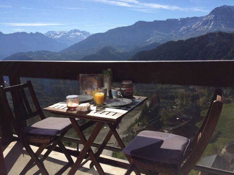 Balcón Alquiler Apartamento 80072 Le Corbier