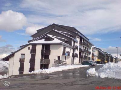 Vistas exteriores del alojamiento Alquiler Estudio 80562 Saint Lary Soulan