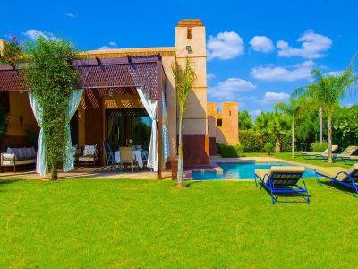 Alquiler Villa 86815 Marruecos