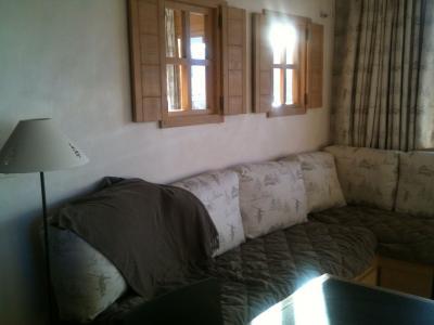 Sala de estar Alquiler Apartamento 93583 Les Arcs