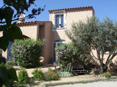 Vistas exteriores del alojamiento Alquiler Villa 101509 Valensole