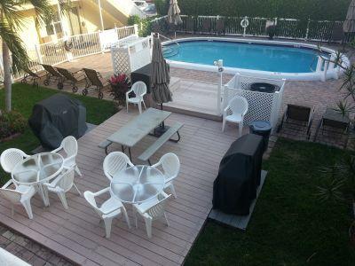 Jard�n Alquiler Apartamento 101872 Pompano Beach