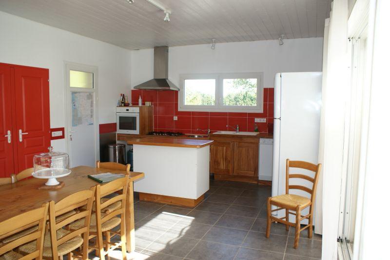 Cocina americana Alquiler Casa rural 108213 La Rochelle