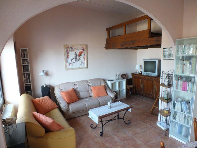 Sala de estar Alquiler Apartamento 108260 Le Grau du Roi