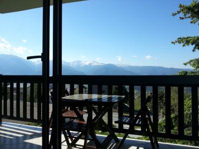 Vistas desde el balcón Alquiler Apartamento 108679 Font Romeu
