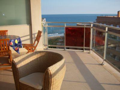 Vistas desde la terraza Alquiler Apartamento 112862 Oropesa del Mar
