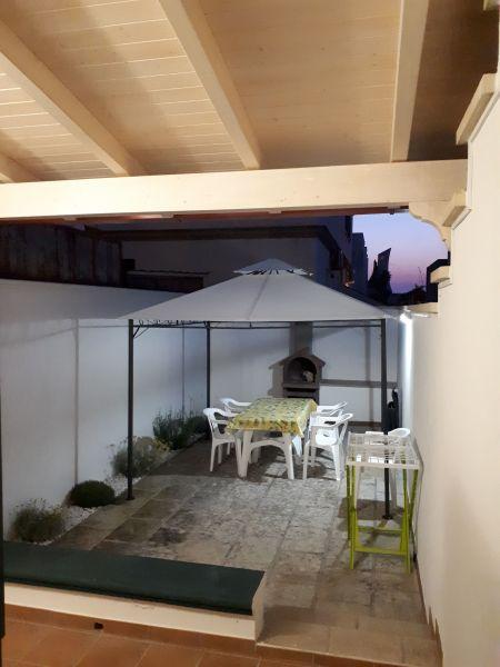 Patio Alquiler Villa 114625 Pescoluse