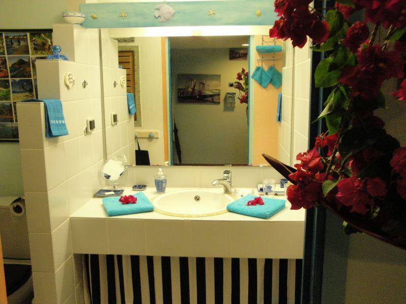 cuarto de baño Alquiler Estudio 116462 Le Diamant
