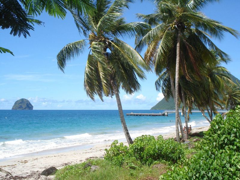 Playa Alquiler Estudio 116462 Le Diamant
