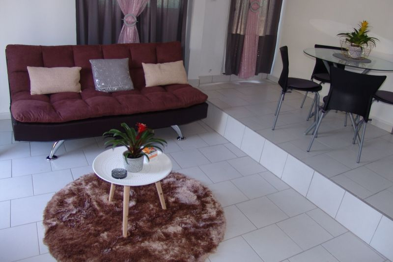Sala de estar Alquiler Apartamento 117365 Goyave