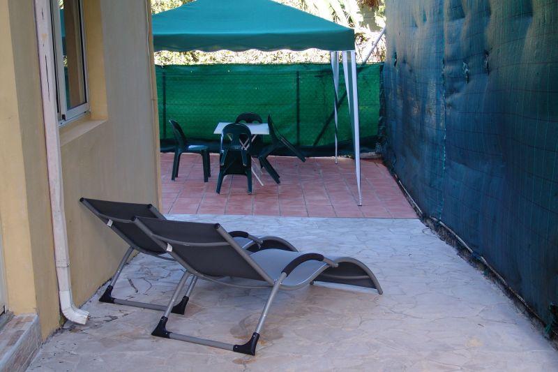 Vistas desde la terraza Alquiler Apartamento 117365 Goyave