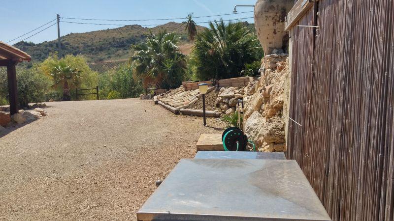 Jardín Alquiler Villa 66027 Scopello