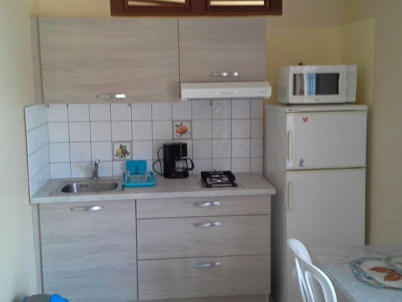 Kitchenette Alquiler Apartamento 67787 Sainte Anne (Martinique)