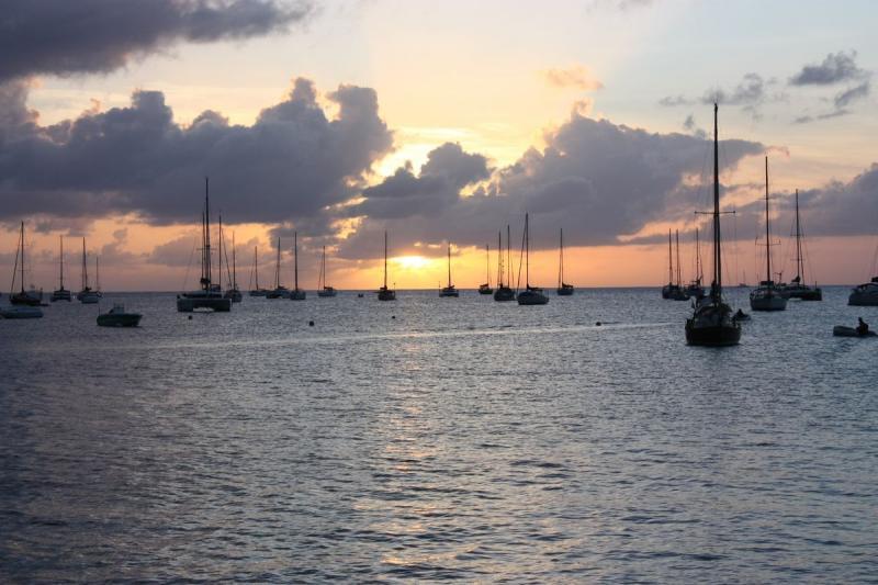 Vistas desde el balcón Alquiler Apartamento 67787 Sainte Anne (Martinique)