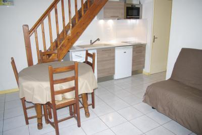 Cocina americana Alquiler Apartamento 69387 Argeles sur Mer