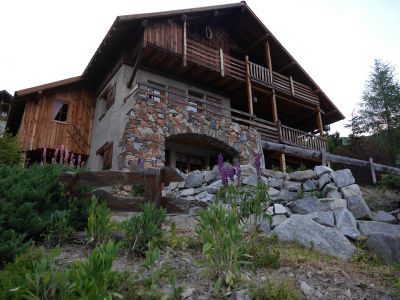 Vistas exteriores del alojamiento Alquiler Apartamento 76417 Alpe d'Huez