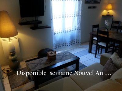 Salón Alquiler Apartamento 76998 Cauterets