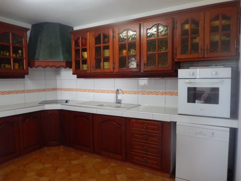 Cocina americana Alquiler Apartamento 82066 Saint Francois