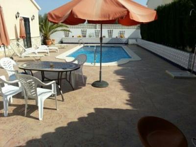 Alquiler Villa 90401 Mojácar
