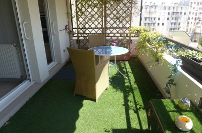 Terraza Alquiler Apartamento 95551 Marsella