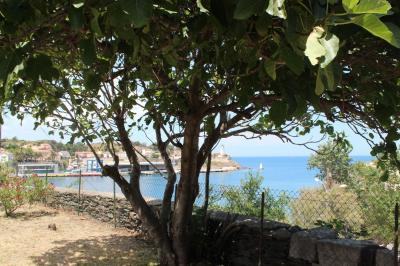 Vistas desde el alojamiento Alquiler Carromato 98654 Port Vendres