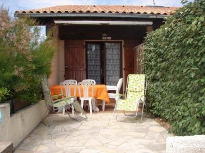 Terraza Alquiler Apartamento 10054 Vieux Boucau