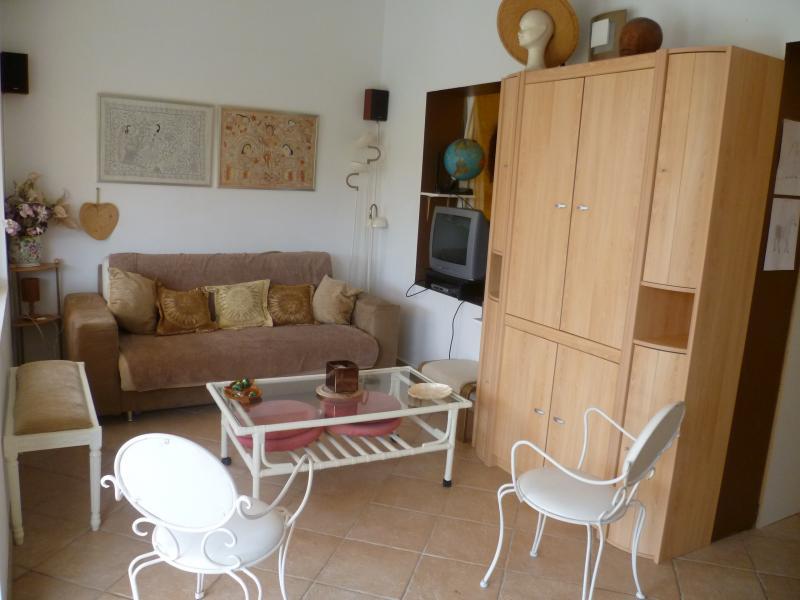 Sala de estar Alquiler Villa 10266 Saint Tropez