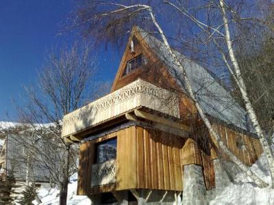 Vistas exteriores del alojamiento Alquiler Chalet 108 Alpe d'Huez