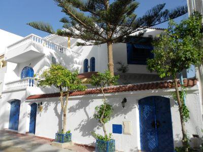 Vistas exteriores del alojamiento Alquiler Villa 11240 Port El Kantaoui