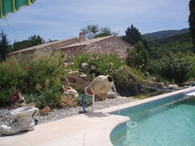 Piscina Alquiler Casa rural 11875 Forcalquier