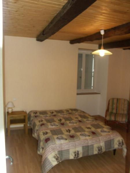 dormitorio 1 Alquiler Casa rural 12137 Rignac