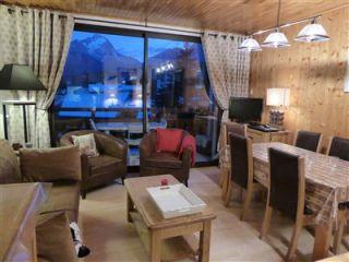 Salón Alquiler Apartamento 1219 Les 2 Alpes
