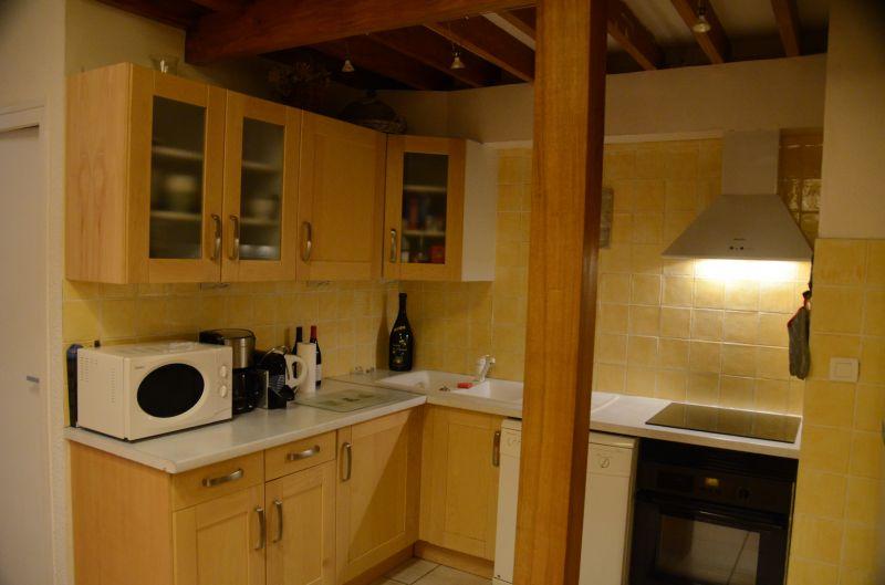 Cocina independiente Alquiler Apartamento 1221 Les 2 Alpes