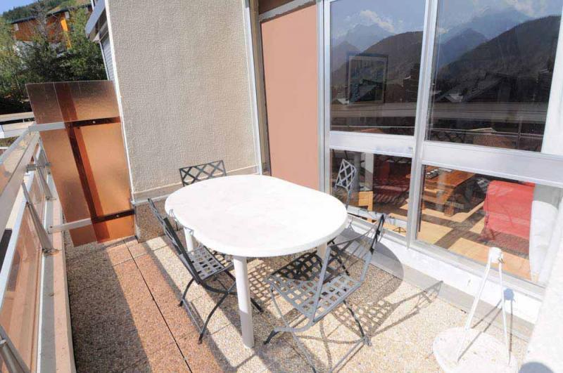 Terraza Alquiler Apartamento 1221 Les 2 Alpes