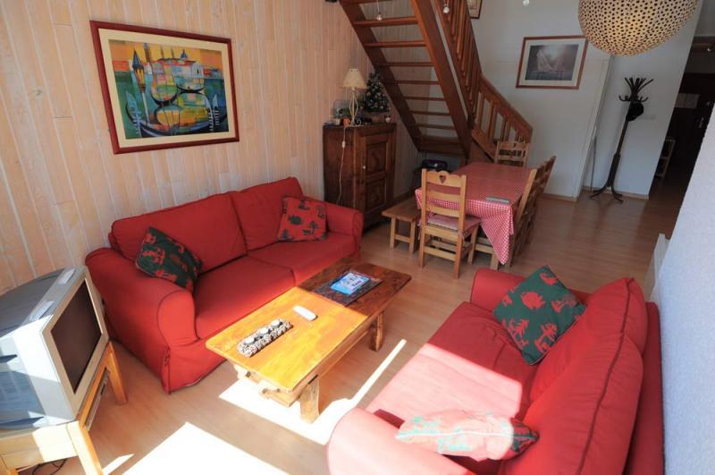 Salón Alquiler Apartamento 1221 Les 2 Alpes