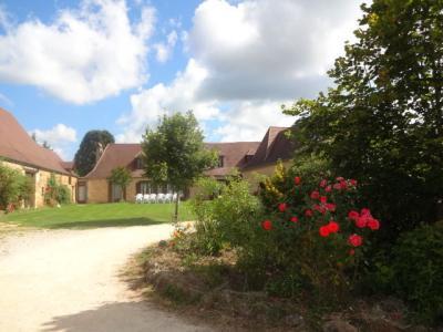 Patio Alquiler Casa 12399 Les Eyzies de Tayac