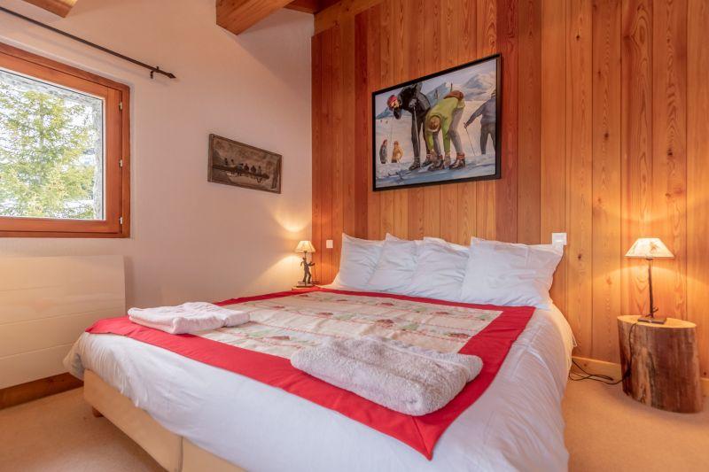 dormitorio 1 Alquiler Chalet 136 Les Arcs