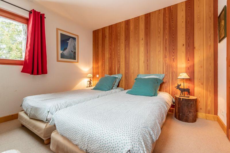 dormitorio 3 Alquiler Chalet 136 Les Arcs