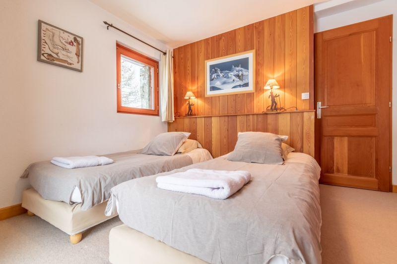dormitorio 4 Alquiler Chalet 136 Les Arcs
