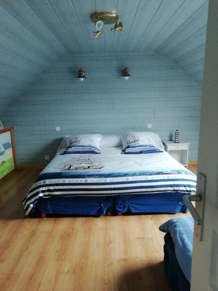 dormitorio 2 Alquiler Casa rural 13634 Morlaix